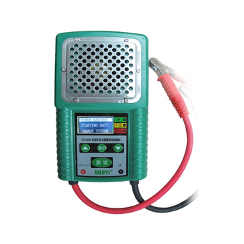 Car Battery Tester Analyzer LCD Display 6V/12V UPS Solar Energy Marine Battery Battery Internal Resistance Synchronous Test