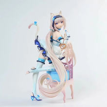 2019 Newest Native Nekopara Chocola & Vanilla 1/7 Scale Neko PVC Action Figure Anime Sexy Girl Figures Anime Figure Model Toys недорого