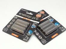 8PCS/LOT New Original Panasonic Pro AAA 950mAh High Capacity NI-MH Pre-charged Rechargeable Battery Made in Japan,4pcs/pack