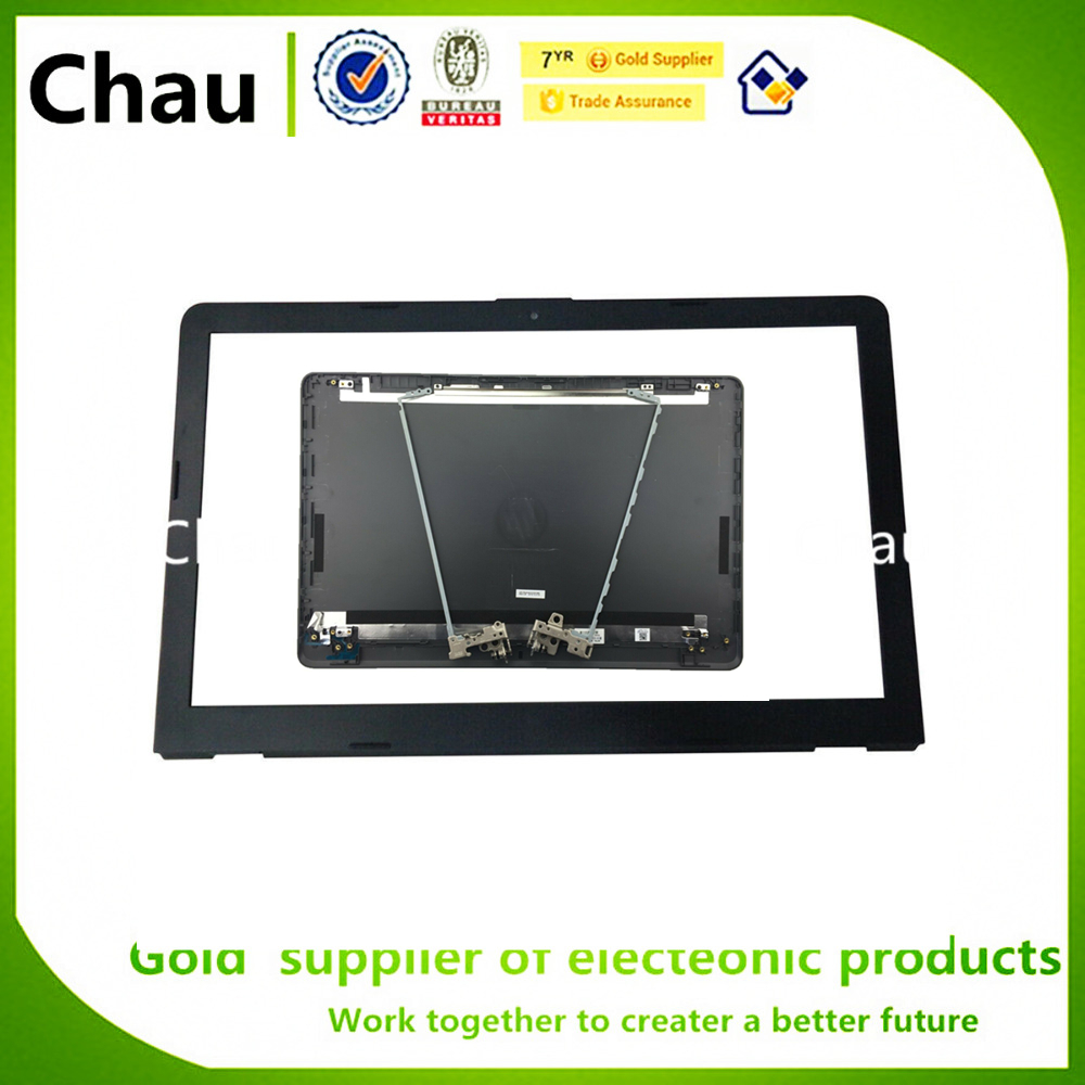 FOR HP 15-bs070wm 15-bs091ms 15-bs095ms LCD back cover// Bezel//hinges//hinge cover