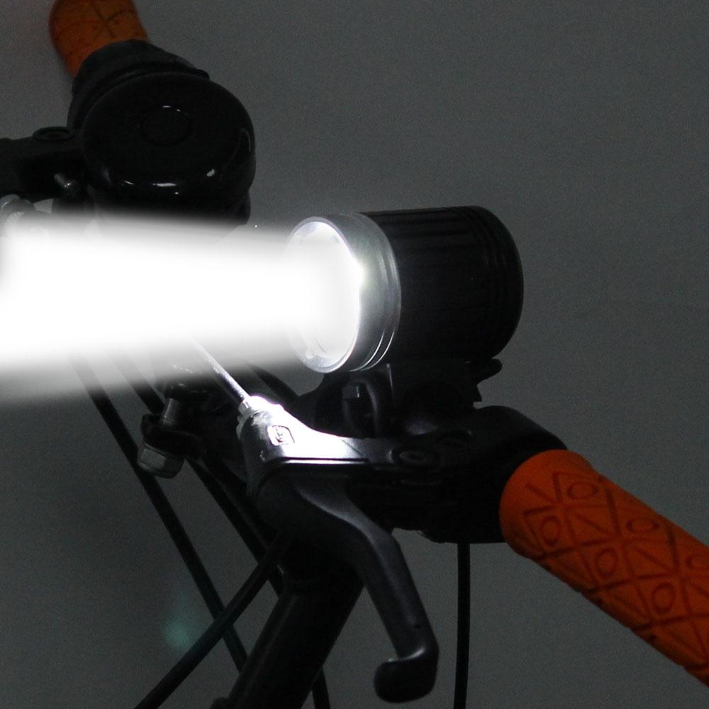 D3 3*T6 LED Flashlight Cycling Bike Bicycle Light Head Front Lights Flash Light 4 Modes Flashlight Torch Lamp Waterproof