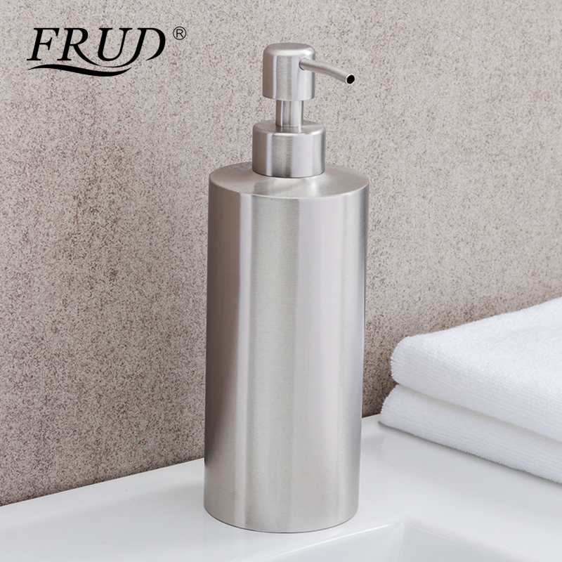 FRUD Edelstahl Seifenspender Küche Flüssige Hand Pumpe Lotion ...