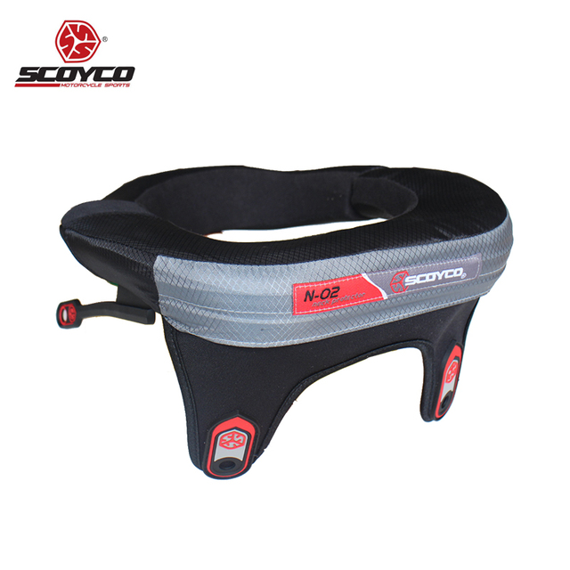 Motorcycle Neck Guard Protector Motorbike Protect Sports Bike Gear Long Distance Racing Protective Brace Guards Motocross Helmet