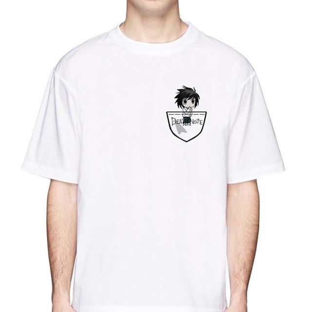 Death Note T Shirt Man...