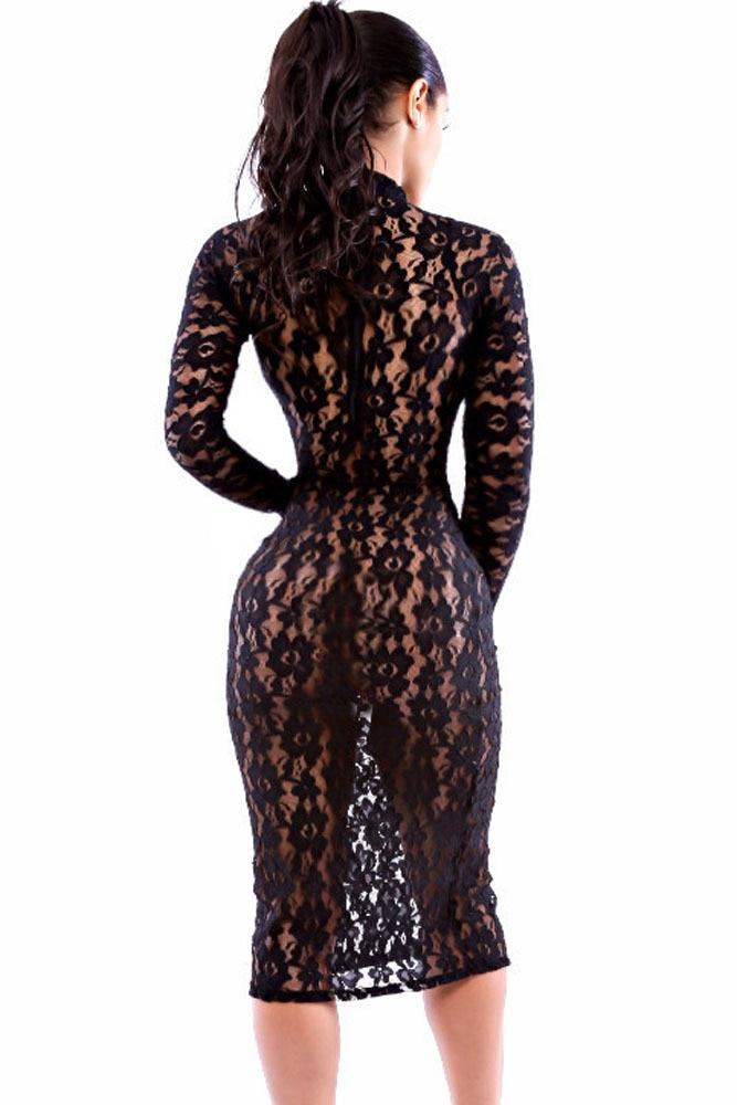 womens bodycon midi dress