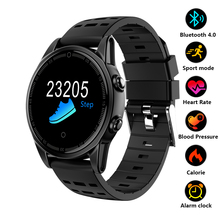 Smart Watch OLED Screen Smartwatch Fitness Tracker Bracelet Heart Rate Blood Pressure Waterproof Bluetooth Men Sport Watch