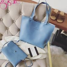 Fashion Shoulder Bag With Small Messenger Bag