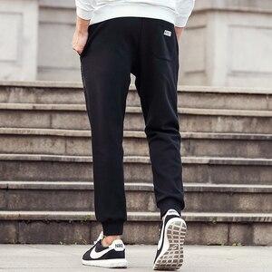 Image 4 - פיוניר מחנה מותג סתיו חורף עבה מכנסיים גברים למעלה איכות זכר מזדמן אופנה צמר מכנסיים שחור חם מכנסי טרנינג 622136
