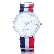 Women Watches New Strap Fashion Casual Nylon Watch Ladies Watch Women Watches Clock relogio feminino montre reloj mujer saat