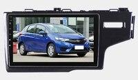 8 Core, 2G RAM, 32G ROM, 10,1 дюймов Android 6,0 автомобиль радио gps навигации системы для Honda Fit 2014 2015 2016 (правый руль)