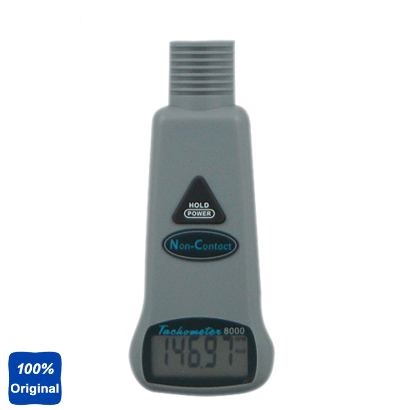 Non-contact Tachometer Pocket size Tachometer AZ-8000 pocket non contact tachometer az8000