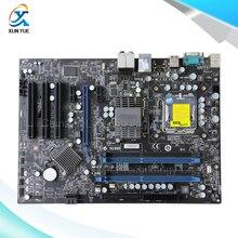 For MSI P43i Original Used Desktop Motherboard For Intel P43 Socket LGA 775 DDR3 ATX On Sale