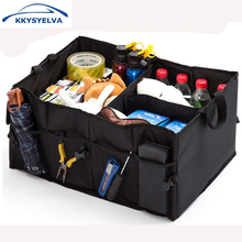 Auto Interior Accessories Car Seat Organizer Insulated Food Storage Container Basket Stowing Tidying Bags car styling недорого