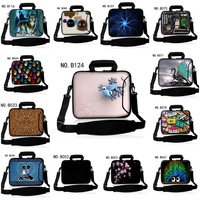 12 Laptop Shoulder Bag Carry Case Sleeve+Pocket For Dell Inspiron Mini 12 /11.6 Macbook Air PC /12 Microsoft Surface Pro 3