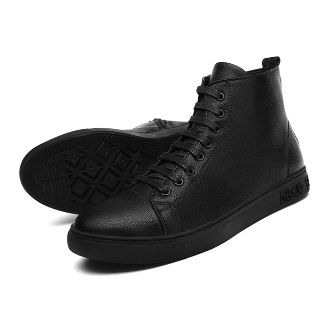Black Ankle Boots 10