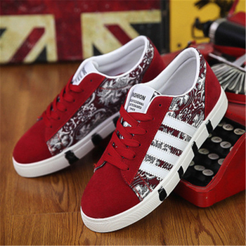 Hot sales men canvas shoes 2016 spring autumn lace up low style fashion mixed colors breathable.jpg 350x350