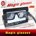 Nuevo Escape habitación prop gafas mágicas la magia gafas para hacer a la invisible pistas parecen JXKJ1987 la vida real de la habitación escapar