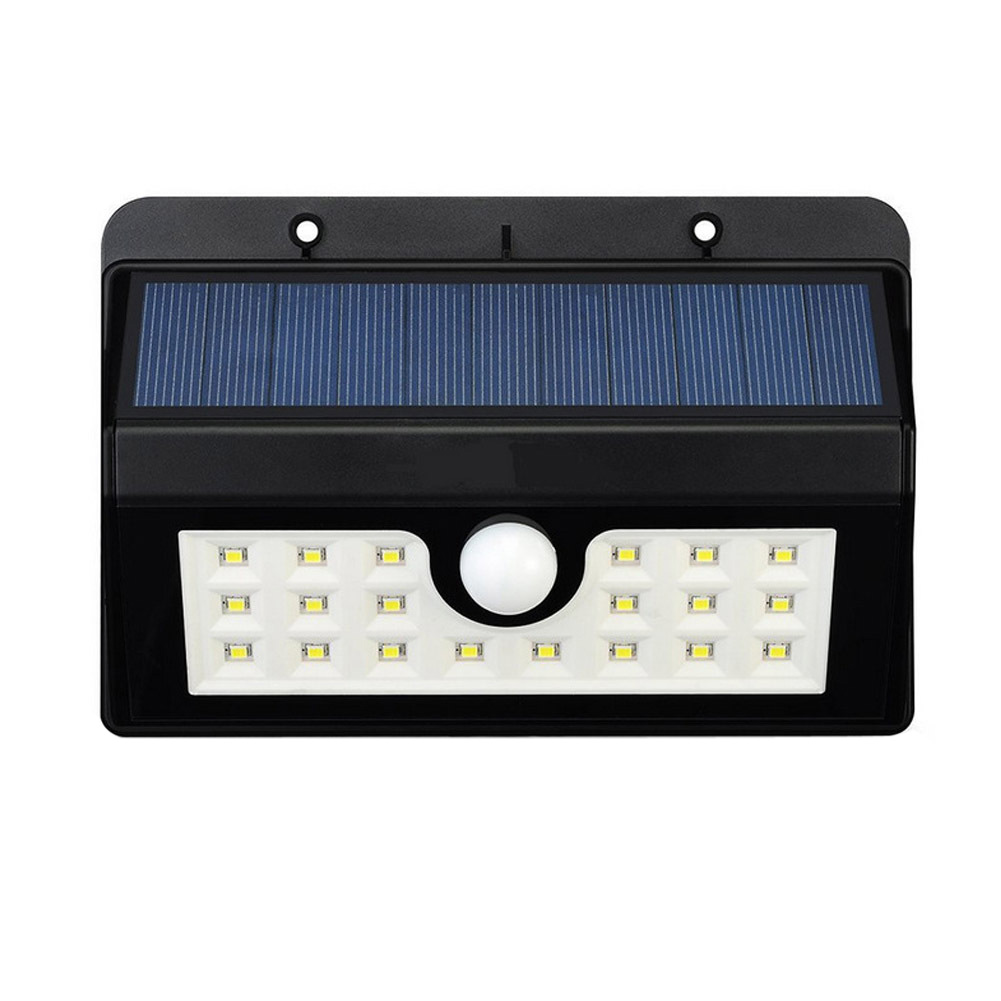 20 font b LED b font Solar Powered Motion Sensor Light Outdoor Solar font b Led