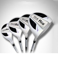 CREATGOLF MG002 Golf Drivers/ Fairway Woods/ Hybrids Golf Woods ClubsTitanium alloy Club Head and Graphite Shaft Club For Women