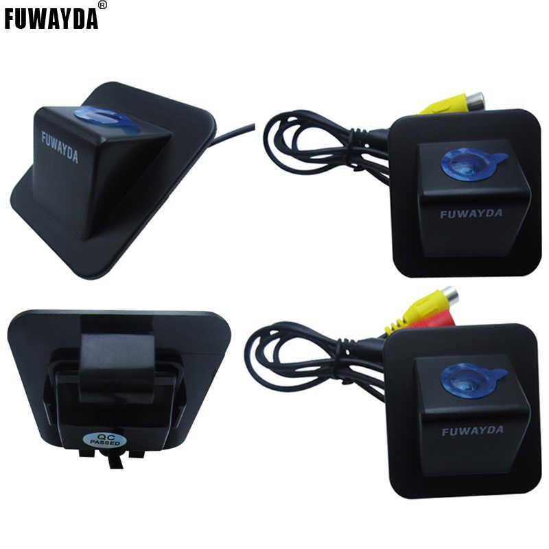 FUWAYDA Cho SONY CCD Phía Sau Xe Ngược Trở Lại Lên Bãi Đậu Xe DVD GPS Dẫn Đường Bộ Dụng Cụ Máy Ảnh Dành Cho Xe Hyundai Elantra Avante 2012 HD