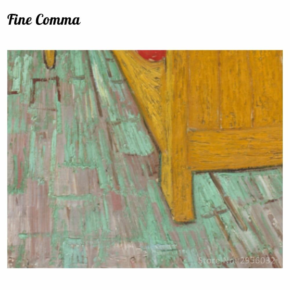 Chambre En Arles Première Version By Vincent Van Gogh Peint À La Main  Peinture À Lu0027huile Reproduction Réplique Mur Art Toile Peinture Repro Dans  Peinture Et ...