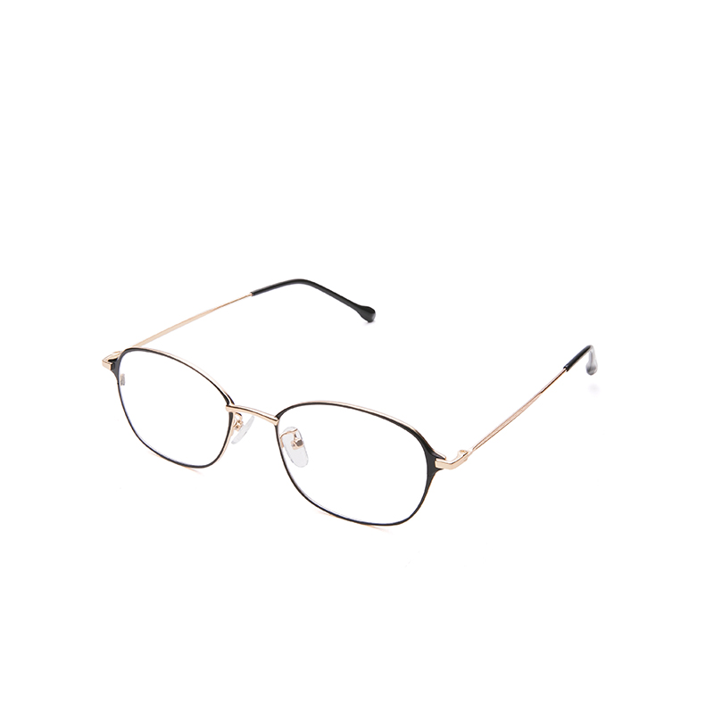 fashion square reading glasses walking traveling wear optical resin lens eyeglasses with case 8028Y