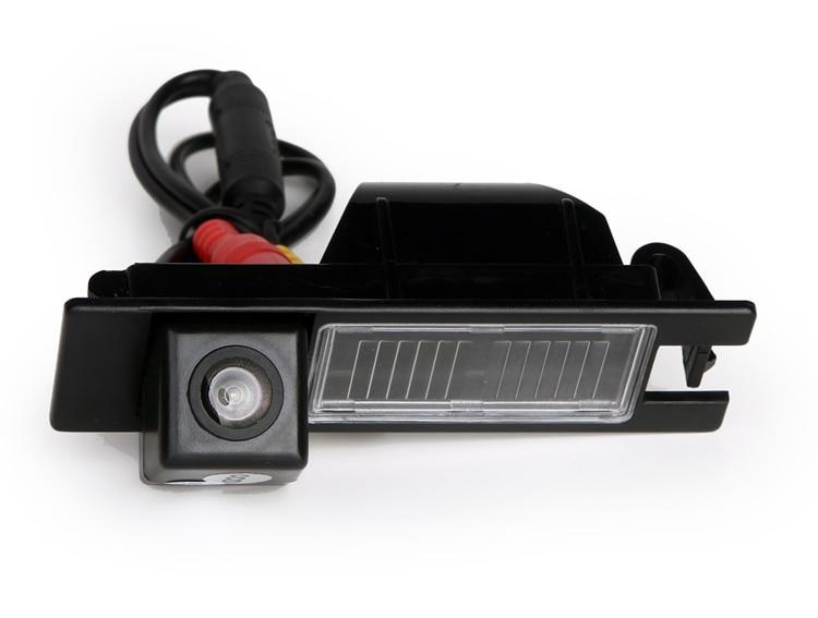 CCD Car Reverse Camera For Opel Astra J Vectra Antara Corsa Zafira Backup Rear View Parking Free Shipping