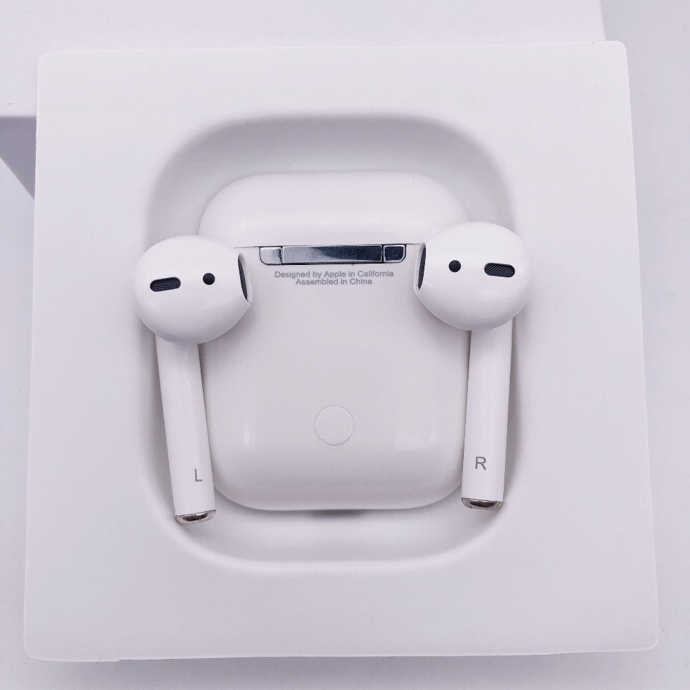 1:1 Copy bluetooth earphones Air pods Bluetooth 5.0 Touch Siri control wireless Headphones with mic for Apple Android phones