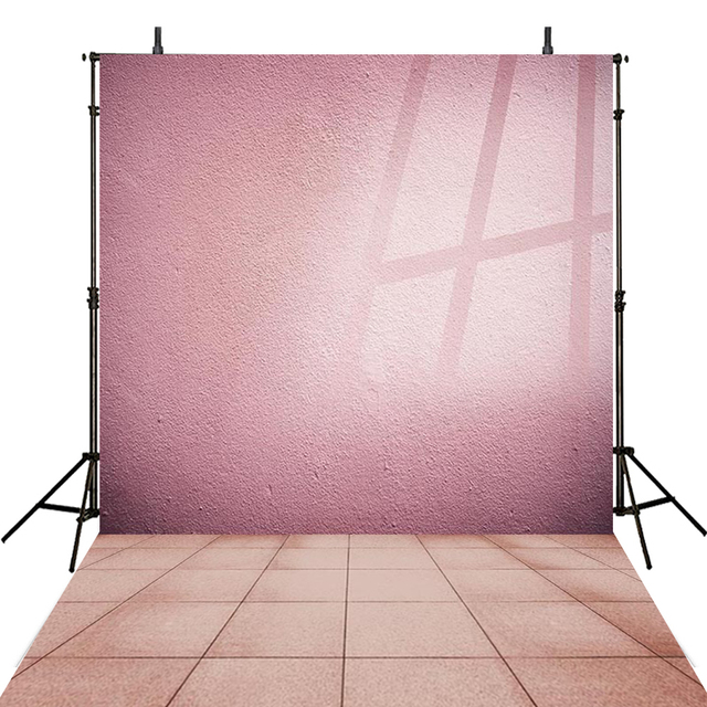 Hot Pink Photography Children Backdrops Backdrop For Solid Colors Background Photo Studio Nature Photocall