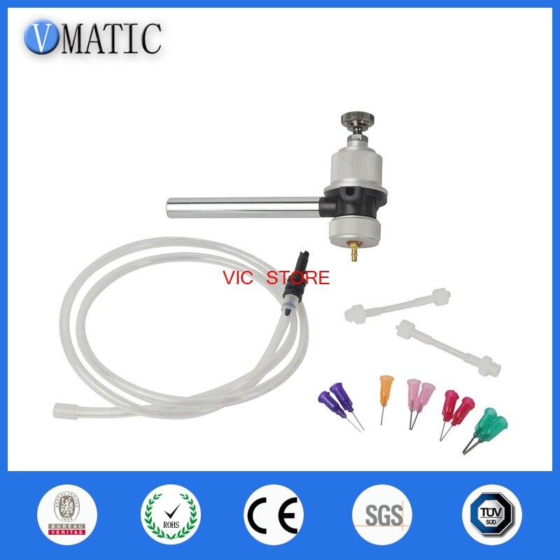 Pinch Tube Glue Dispensing Valve, Glue dispensing Nozzle
