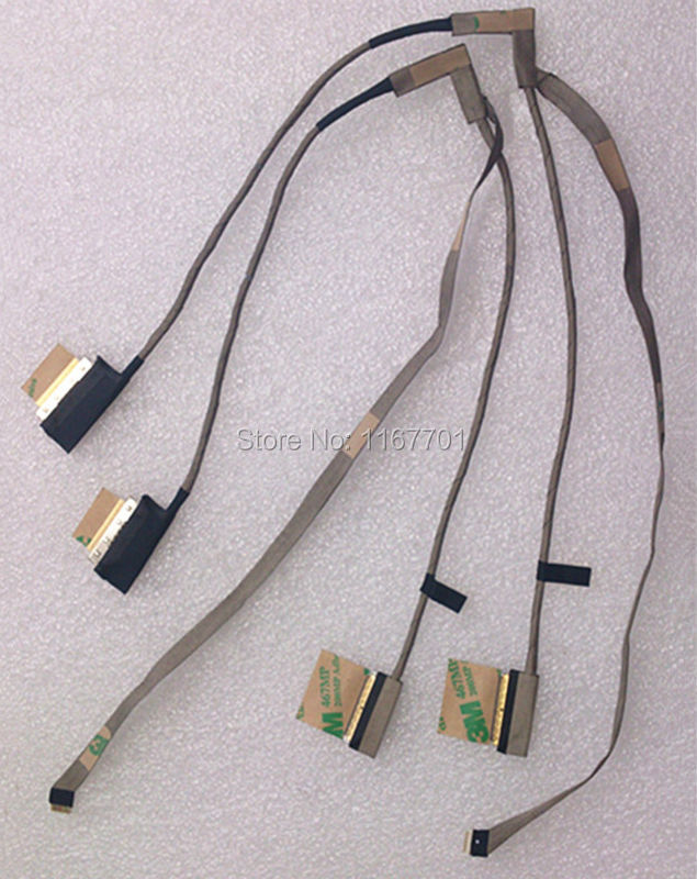 New Original Laptop Notebook LCD/LED/LVDS Audio/Video screen Cable for <font><b>Dell</b></font> <font><b>Inspiron</b></font> <font><b>15</b></font> <font><b>3531</b></font> P28F CN-05JWND DC020022P00 ZBW00 image