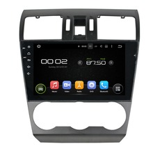 9″ Android 6.0 Octa-core Car Multimedia Player For SUBARU Forester 2014-2016 Car Video Audio Without DVD Car Stereo Free MAP