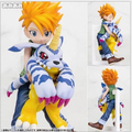 Digital Monster Digimon Figure ISHIDA YAMATO & Gabumon PVC Action Figure Digimon Colletion Model Toy