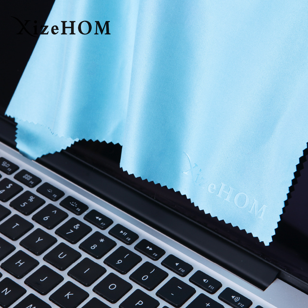 XizeHOM 30*30cm/6pcs/3color Household Cleaning Tools ,Microfiber Cleaning cloth for All screen, Glasses, Camera Lenses