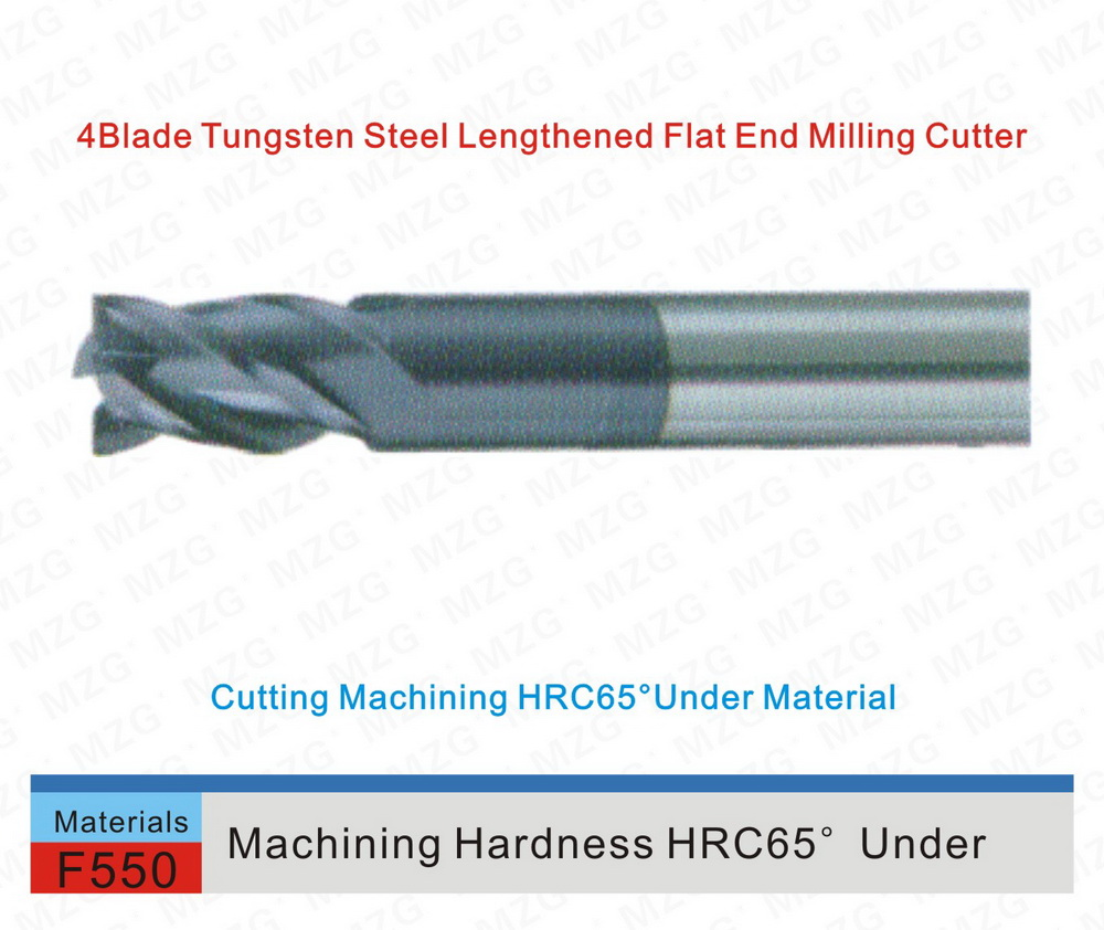 F01-End Milling Lengthened-HRC65-4F-1