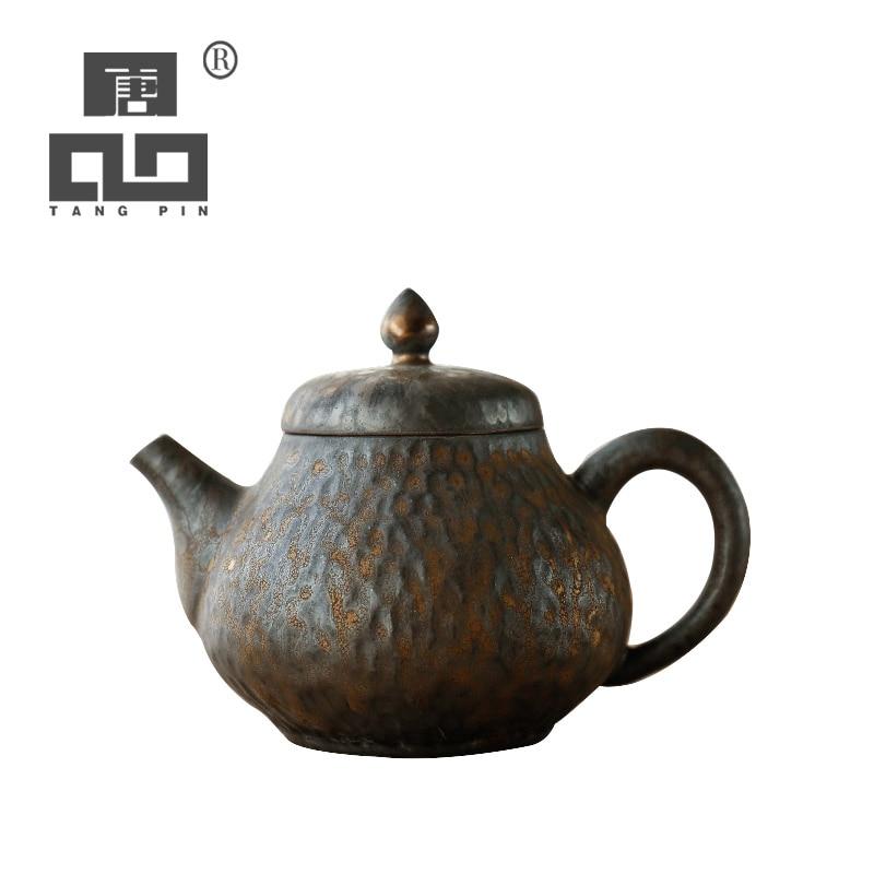 TANGPIN théière en céramique japonaise bouilloire porcelaine théière 200 ml-in Théières from Maison & Animalerie    1