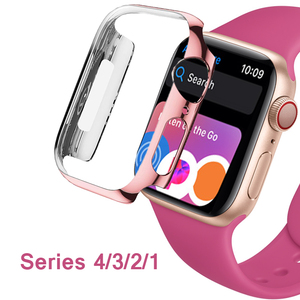Case cover For Apple Watch 4 3