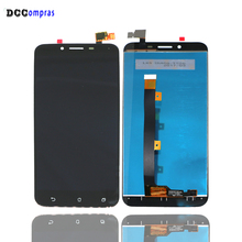 For Asus Zenfone 3 Max ZC553KL LCD Display Touch Screen Assembly Phone Parys For Asus ZC 553KL Screen LCD Display 13 3 inch lcd touch screen assembly for asus tp300 tp300la left connector n133hse ea3 1920 1080