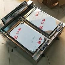 цены double head Gas moldel Japanese style gyoza machine /dumpling fryer Gyoza Dumpling Cooker Grill,Pan for sale in china