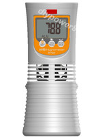 ドライ湿球温度計デジタル球温度湿度計w/rh %リレ