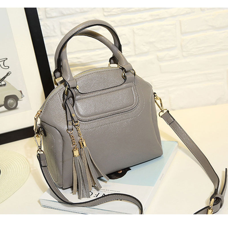 New Arrival 2017 Women Fashion Handbags Pu Leather Ladies Shoulder Messenger Bag Casual Large Capacity Tote Crossbody Bags new europe women s handbags shoulder bag ladies real leather messenger bag large capacity design fashion crossbody bags tote