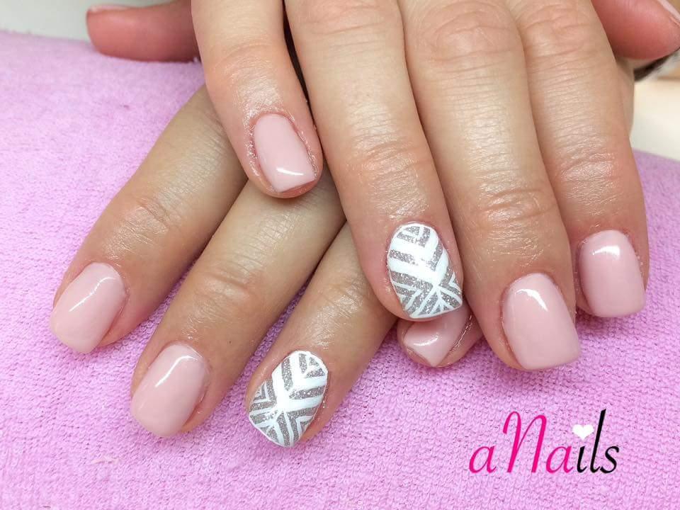 Gel Len Wholesale Neutral Nude colors Nail Polish lot White Pink ...
