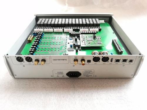 R-015 Denafrips TERMINATOR Discrete Resistor R2R Full-balanced DAC Decoder  PCM1536 DSD1024 DAC R2R Ladder 32Bit AMANERO USB
