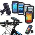 High Quality Waterproof 4.7 inch Universal Motorcycle Bike Handlebar Holder Mount Waterproof Bag For iphone 6 6s
