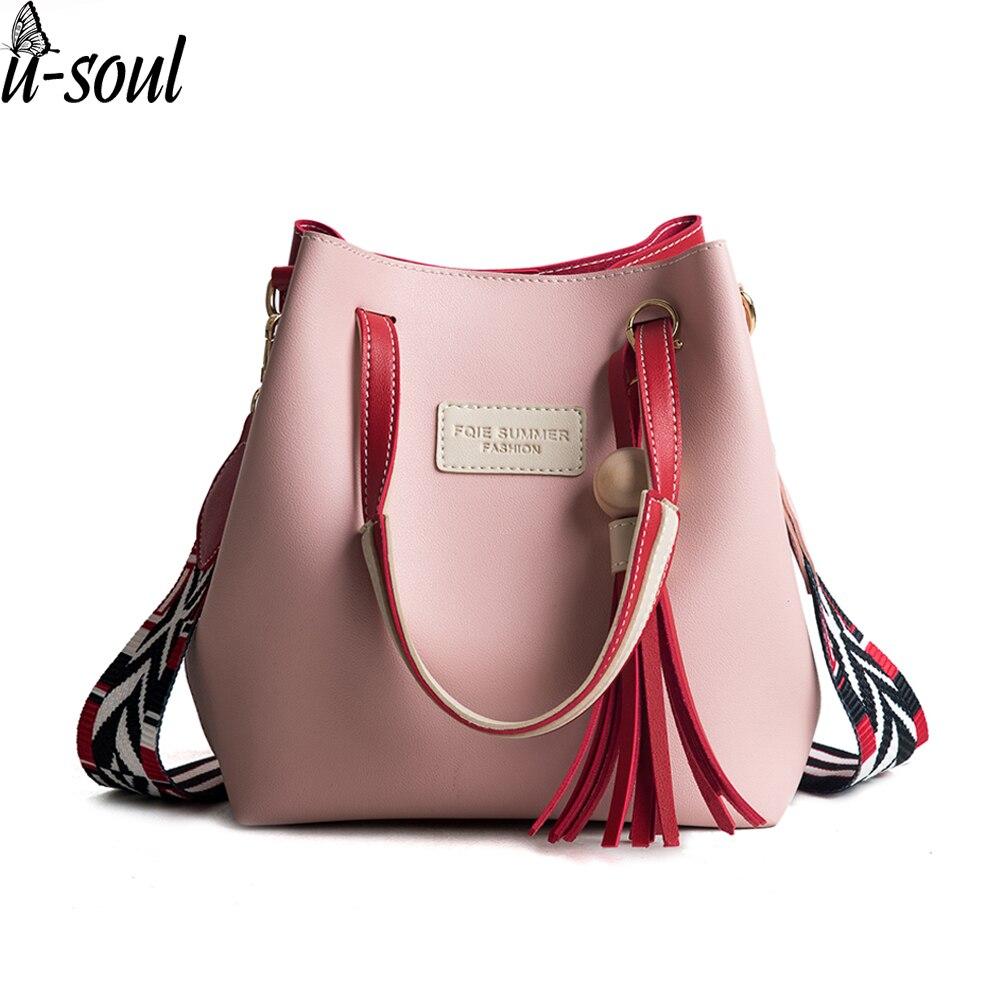 Pour Bag Bag Bandoulière Luxe Pu Sacs Bag pink Sac Women Cuir Grey Femmes Main Bag En De À brown Designer beige LMzVqSUGp