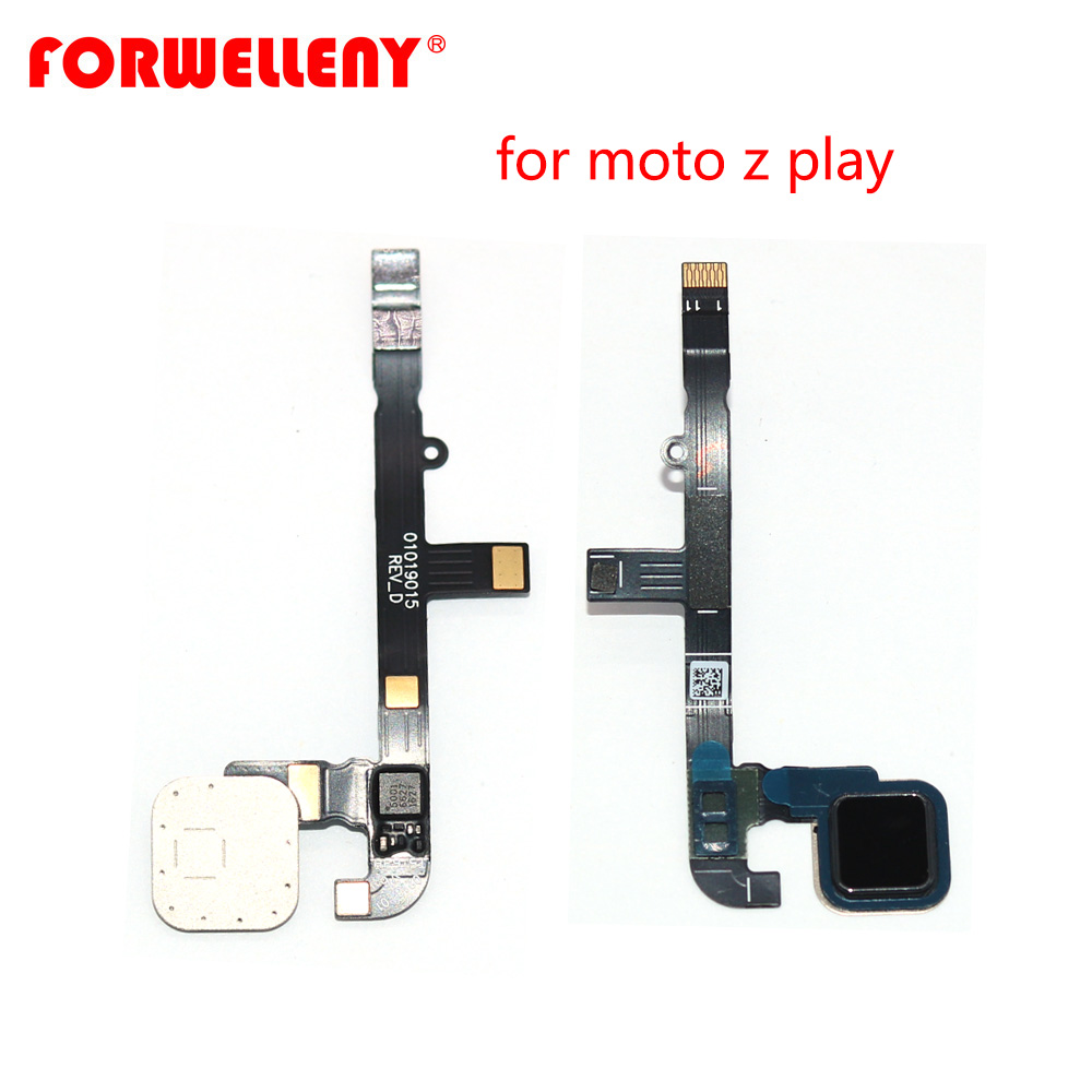 For Motorola <font><b>Moto</b></font> <font><b>Z</b></font> <font><b>Play</b></font> Droid <font><b>XT1635</b></font> Back Return Home Button Fingerprint Sensor key Flex Cable Ribbon <font><b>XT1635</b></font>-01 <font><b>XT1635</b></font>-<font><b>02</b></font> image
