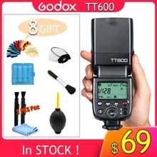 Godox TT600 TT600S 2.4G Wireless Camera Photo Flash speedlight with Built-in Trigger for SONY Canon Nikon Pentax Olympus Fuji цена в Москве и Питере