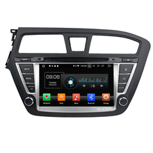 Octa Core Android 8.0.0 4GB RAM 32GB ROM Car Stereo Radio DVD multimedia Player gps For Hyundai I20 Left Hand Driving 2014-2017