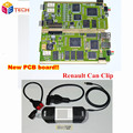 2016 DHL High Quality PCB Board Latest Version V159 Renault Can Clip Professional Diagnostic Interface with Multi-language