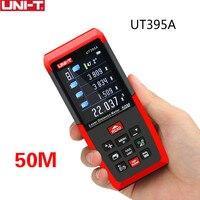 UNI-T UT395Aレーザー距離計 50m〜 120 メートルレンジファインダと 2MPレンズ距離計最高精度 2 ミリメートルusbデータエクスポートpcソフトウェア